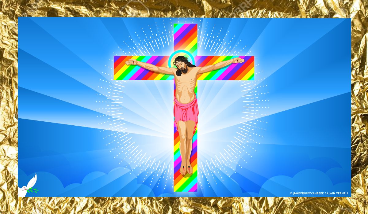 jezus homo