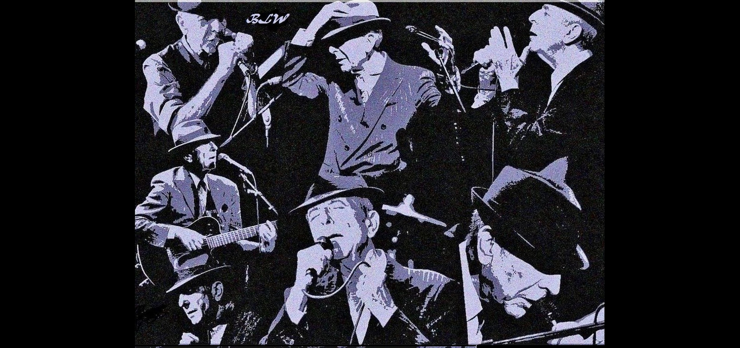 Volgende week: een Leonard Cohen-kerkdienst in Amsterdam