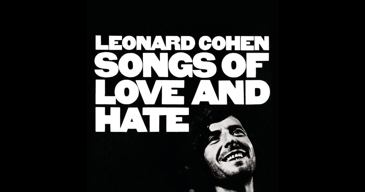 Vaarwel, Leonard Cohen